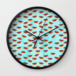 Melancia Wall Clock