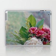 Pink Bouquet Laptop & iPad Skin