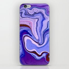 Jeweled Geode iPhone Skin
