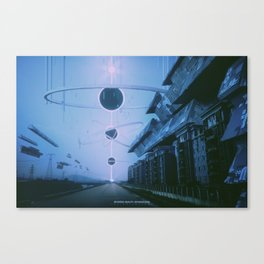 Inverted Reality (Dongguan) Canvas Print