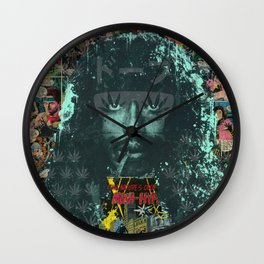 Cold Blooded Wall Clock