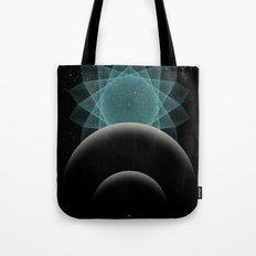 BLUE DWARF Tote Bag
