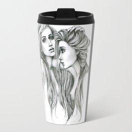 Gemini Mind Travel Mug