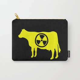 Radioactive Cow Carry-All Pouch