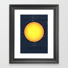 Solaris Framed Art Print