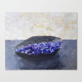 Amethyst I Canvas Print