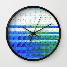 LAYGOS Wall Clock