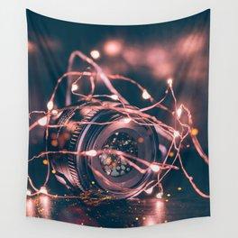 Wish on stars Wall Tapestry