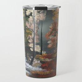 Sweet Autumn, come again Travel Mug