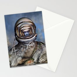 Mirage in the Valley of the Mithrim Montes, Titan Stationery Cards
