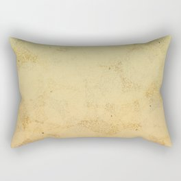 Pure Gold Rectangular Pillow