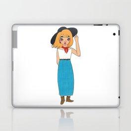 Fred Genderbend Laptop & iPad Skin