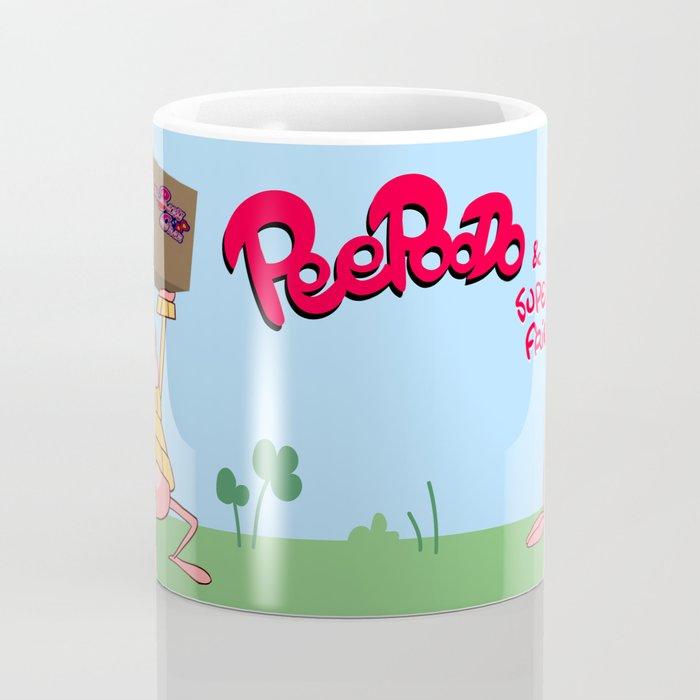 Unboxing (Peepoodo) Coffee Mug