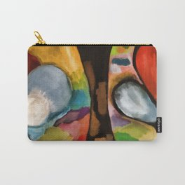 Autumnal trees Carry-All Pouch