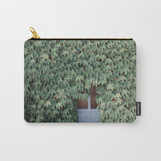 Hidden doors Carry-All Pouch