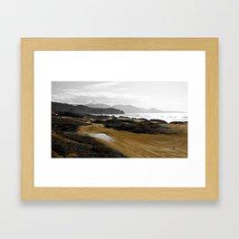 Terra_04 Framed Art Print