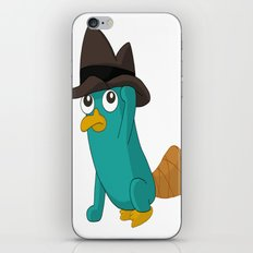 Baby Perry the Platypus iPhone Skin