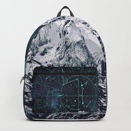 Constellations over the Mountain Backpack