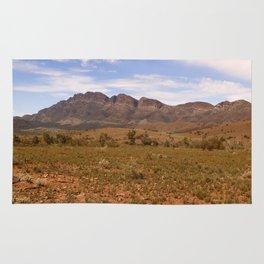 The Flinders Ranges Australia Rug