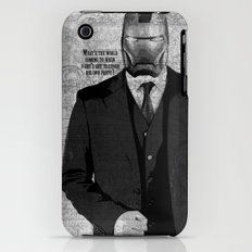Unreal Party Iron Man iPhone (3g, 3gs) Slim Case