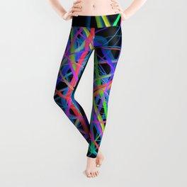 Colorful Rainbow Prism Leggings