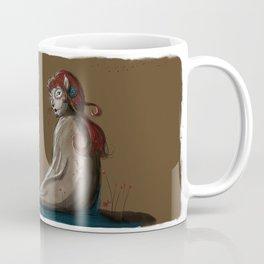La Cat-Rina Coffee Mug