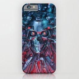 Heavy Metal Mind iPhone Case