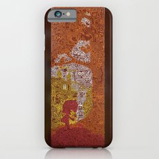 autumn princess and frog iPhone 6s Slim Case