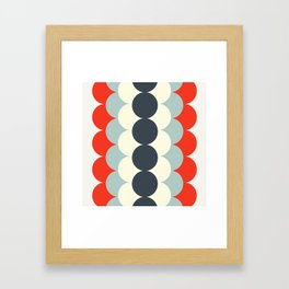 Gradual Modern Framed Art Print