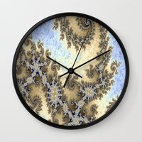 bar Wall Clocks featuring Sand Bar by BohemianBound