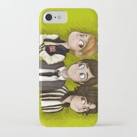 the perks of being a wallflower iPhone & iPod Cases featuring The Perks Of Being a Wallflower by Laia™