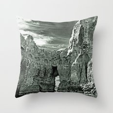 ROCKSCAPE Throw Pillow