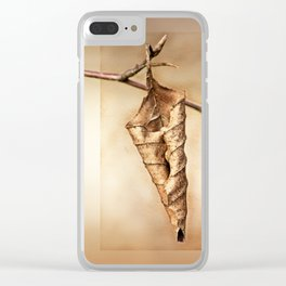 It does not want to ... Clear iPhone Case