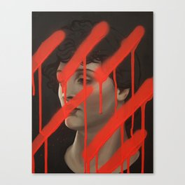 Unspoken I Canvas Print