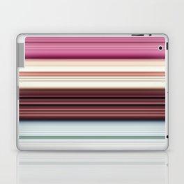 Sandwich cookie stripes Laptop & iPad Skin