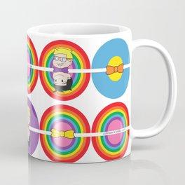 Rainbow Delite Coffee Mug