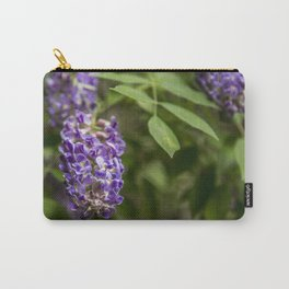 Seeing Purple Carry-All Pouch