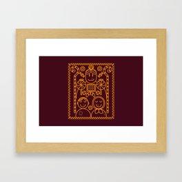 Hansel&Gretel Framed Art Print
