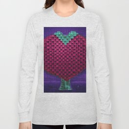 Tree Heart for Lovers Long Sleeve T-shirt