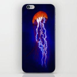 Jellyfish - Vulpecula iPhone Skin