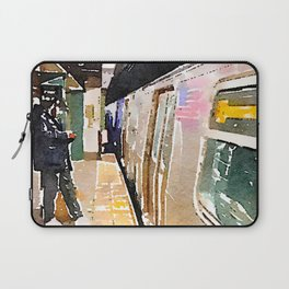 Arriving Q Laptop Sleeve