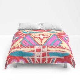 abundant love Comforters