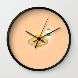 MACHBOOS Wall Clock