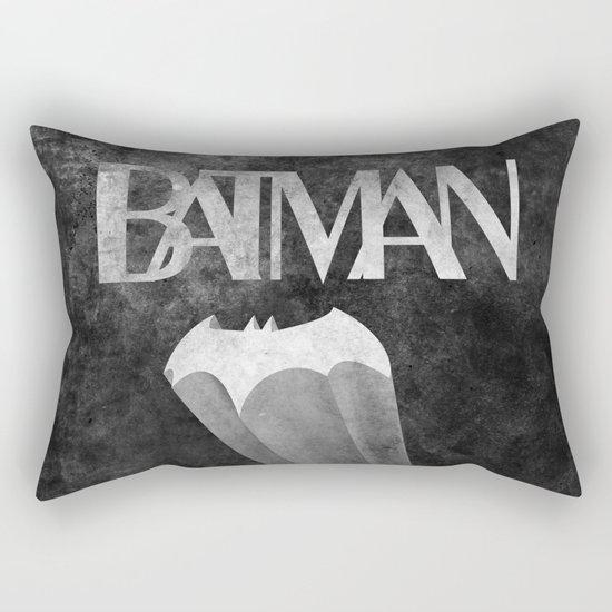 gothams knight Rectangular Pillow