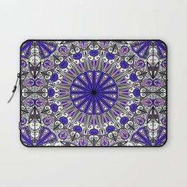 Boho Indian Mandela Pattern Variant 3 Laptop Sleeve