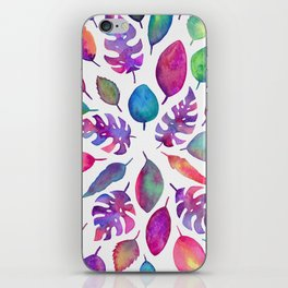 All the Colors of Nature - Ultra iPhone Skin