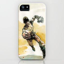 Furiosa iPhone Case