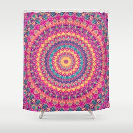 Mandala 586 Shower Curtain