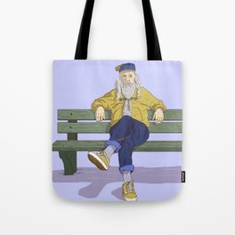 Albus Dumbledore Tote Bag