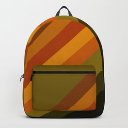 Rainbow color Backpack